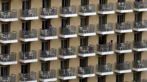 La «economía colaborativa» lastra la recuperación del alojamiento turístico en Benidorm