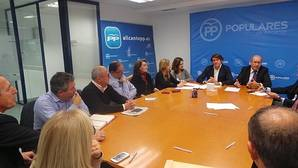 El PP de Alicante llevará a las Cortes Valencianas las deficiencias sanitarias de la provincia