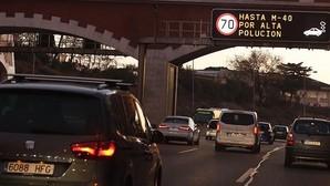Madrid podrá prohibir la circulación total de vehículos por alta contaminación