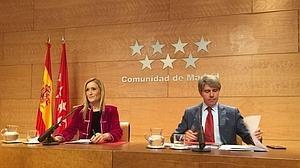 La Comunidad de Madrid hará un test psicológico «on line» a los alumnos para detectar acoso escolar