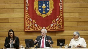 Miguel Santalices: «Amo a este Parlamento»