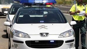 El colmo de un ladrón de coches: tener un accidente con un guardia civil