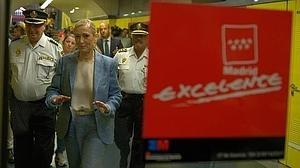 Cifuentes creará una tarjeta «monedero» de transportes este año