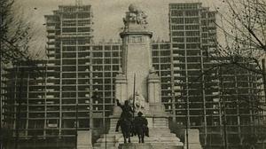 Edificio España: historia de una rehabilitación fallida