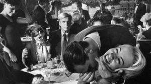 De fiesta con George Plimpton