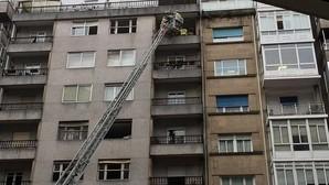 Un fallecido y varios heridos por una explosión de gas en una vivienda de Vigo