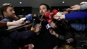 Iglesias cree que «más temprano que tarde» el PSOE querrá negociar con Podemos