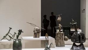 Miró y su magnetismo por lo común