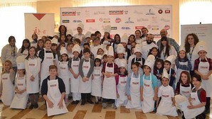 Los niños de Toledo se unen también el Año Gastronómico