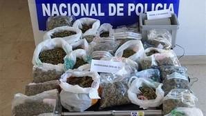Usaban un club de cannabis con 500 socios como tapadera para traficar
