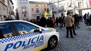 El emotivo adiós de un agente de la UCS antes de que Carmena elimine la unidad de antidisturbios