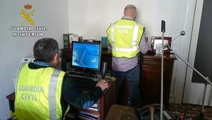 Operación contra empresas que se adjudicaron servicios a ancianos y no los atendieron