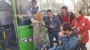El Langui: «Los animales viajan en autobús y las personas con movilidad reducida no»