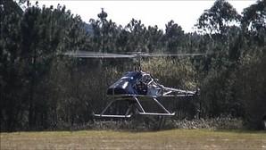 Lugo construirá el primer helicóptero no tripulado antiincendios de Europa