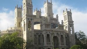 El Hospital de Maudes, la joya arquitectónica «hermana» del Palacio de Cibeles
