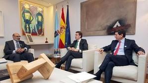 Inaer e Indra firmarán 42 millones en contratos con empresas gallegas