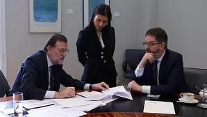 Rajoy, sobre su futuro: «Creo que quedan cosas por hacer, y tengo ganas. Voy a dar la batalla»