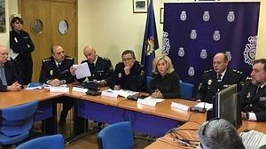La Policía Nacional detiene a 16 miembros de la banda Skin Retiro por delitos de odio