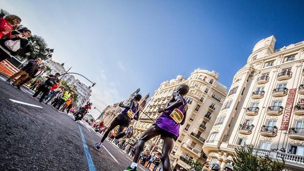Imagen de la última edición del medio maratón