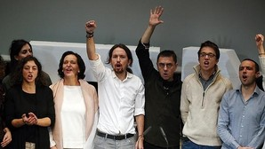 La oleada de dimisiones debilita la estructura de Podemos en Madrid y visibiliza la lucha entre Errejón e Iglesias