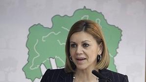 Cospedal: «El congreso del PP se hará inmediatamente después de formar gobierno, sea nuestro o del PSOE»