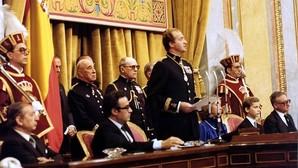 El Congreso inicia hoy los plenos por primera vez sin que el Rey haya abierto la legislatura