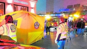 La Policía detiene a siete personas, entre ellas al autor del crimen de un trinitario en Sol