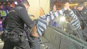 Guerra policial a los pandilleros: medio centenar de cámaras en Azca contra las bandas latinas