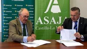 Asaja y Globalcaja apuestan por el relevo en las explotaciones agrarias