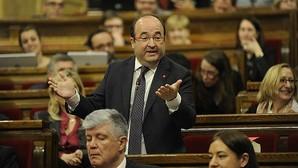 El PSC propondrá una consulta como en Quebec para Cataluña