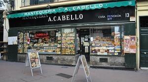 La mantequería donde se encuentran las mejores legumbres de toda España