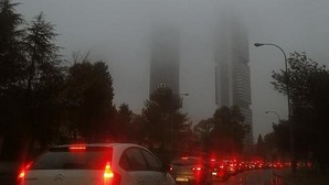 Carmena, tras el caos de esta mañana: «El nivel de atascos en Madrid es muy bajo»