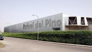 El polideportivo Rafael del Pino, construido en las inmediaciones de Parapléjicos