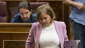 Tania Sánchez, pese a su «No. Punto», ya es de Podemos