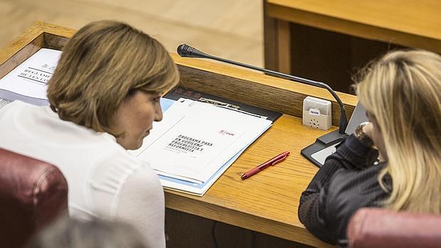 Imagen de archivo de la presidenta del PP valenciano, Isabel Bonig