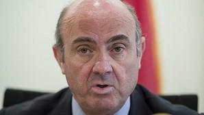 De Guindos ensalza a Soria: «Su renuncia a la política no se suele dar en España»