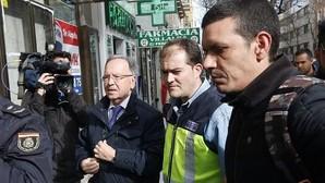 Bernad ordenó desde prisión liquidar una deuda de 8.000 euros de Manos Limpias con Hacienda