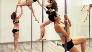 El Pole Dance desnuda sus tabúes y quiere ser olímpico