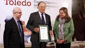 El marqués de Griñón, premiado por su compromiso con el mundo del vino y la gastronomía