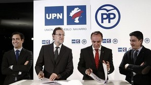 El PP ratifica su coalición electoral con UPN para el 26-J