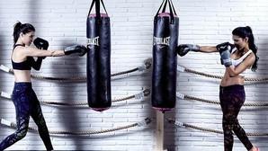 Bici, boxeo y ballet, una fusión difícil pero no imposible, en pleno Madrid