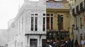 Cines de Madrid: fotos de ayer y hoy