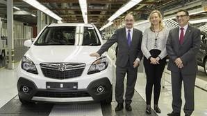 General Motors España disparará la fabricación de coches un 37% en tres años