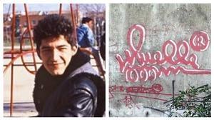 Los grafittis de «Muelle», de supuestos mensajes clave de una red de narcotraficantes a obras de arte