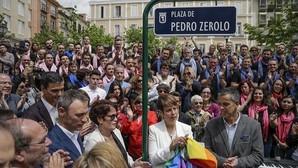 Pedro Zerolo ya tiene una plaza en el barrio de Chueca