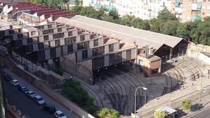 El Ayuntamiento tumba el plan de los cooperativistas de las cocheras de Cuatro Caminos