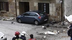 Dos fallecidos al estrellarse una avioneta en Arbizu (Navarra)