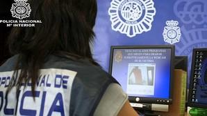 Detenido en Toledo un «ciberdepredador» que engañaba a niñas para fines pornograficos