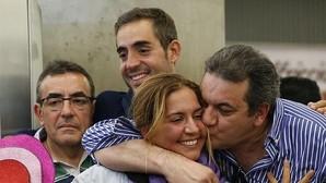 Los españoles rescatados en Malasia llegan a Madrid