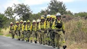 El operativo antiincendios volverá a contar con 7.000 efectivos en verano